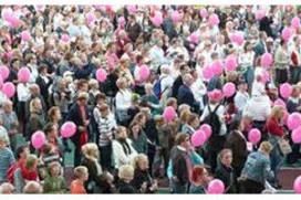 Meinders Catering steunt strijd tegen borstkanker