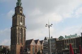 Vakbeurs en biertappen in Martinikerk Groningen