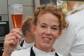 Monique Nefkens wint Zilveren Champignon 2012