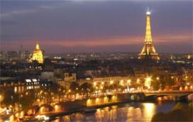 Parijs opnieuw populairste stedentrip