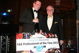 Zoektocht F&B professional of the year weer van start