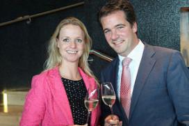 Suzanne de Zwaan nieuwe voorzitter AF&BM