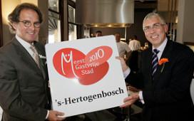 s-Hertogenbosch opnieuw Meest Gastvrij