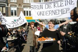 Amsterdamse Snackbar Mash toch dicht