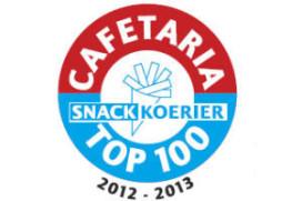 Ranglijst Cafetaria Top 100 2012