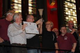 Prijs voor Texel Bockbier en SNAB Ezelenbock