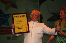 Paul van de Bunt Chef van het Jaar GaultMillau 2013