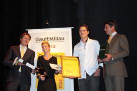 Jos Grootscholten Belofte van het Jaar GaultMillau 2013