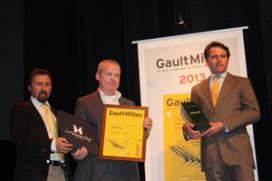 Johan Spin Sommelier van het Jaar GaultMillau 2013