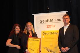 Oud Sluis levert Talentvol Sommelier GaultMillau 2013