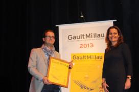 GaultMillau 2013: René Tabbers Gastheer van het Jaar