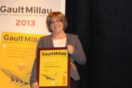 Kirsten van Geffen Talentvol Gastvrouw GaultMillau 2013