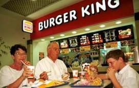 Burger King plust in eerste kwartaal