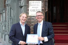 Amrâth wint Orbitz 2012 Best In Stay Award
