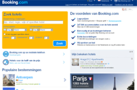 Ryanair bundelt krachten met Booking.com
