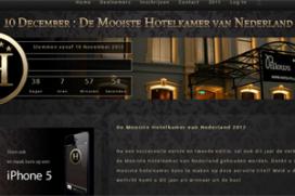 Zoektocht naar Mooiste Hotelkamer van start