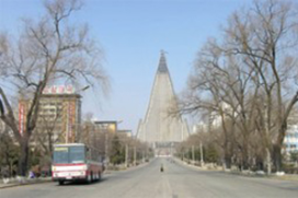 Veelbesproken Noord-Koreaans hotel in 2013 open
