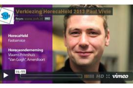 Cafetariamedewerker in finale titel SVH Horecaheld
