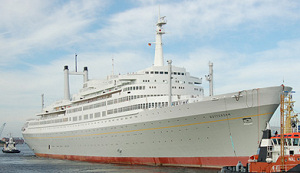 Geschiedenis ss Rotterdam