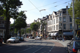 Boek over cafés Nieuwe Binnenweg Rotterdam