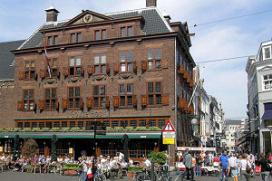 Haags horecabedrijf weer gevolgd door TV