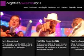Nightlife Awards uitgereikt aan uitgaansgelegenheden