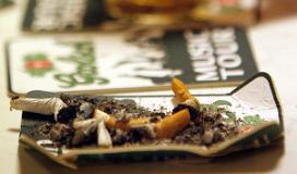 Rookverbod wijkt voor carnaval