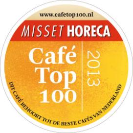 Café Top 100 2013