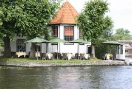 Doorstart restaurant Allemansgeest in Voorschoten