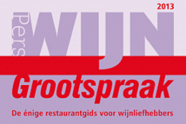 Winnaars Grootspraak 2013 in Randstad en noorden