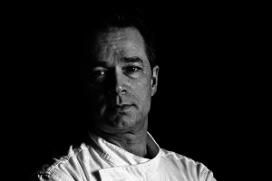Jannis Brevet** werkt aan kookboek met zoon Niels