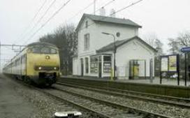 Stationsgebouw Arnemuiden wordt hotel