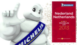 Totale Michelinsterrenoverzicht 2013