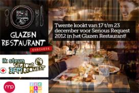 Glazen Restaurant Twente voor Glazen Huis