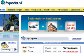 Expedia neemt Orbitz over