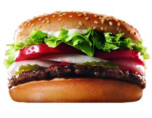 Burger King trekt meer klanten