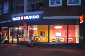 Taco Mundo in Enschede geopend