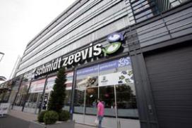 Schmidt Zeevis vertrekt uit centrum Rotterdam