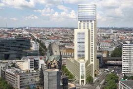 Eerste Duitse Waldorf Astoria open