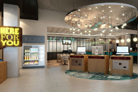 Eerste Park Inn by Radisson hotel 11 januari open