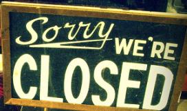 CBS: aantal faillissementen horeca gedaald in 2012