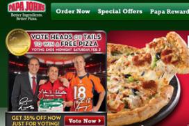 Superbowl Sunday: topdag voor fastfoodketens