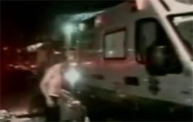Goedkoop buitenvuurwerk oorzaak brand disco