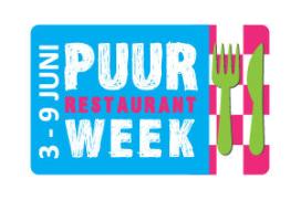 Puur Restaurant Week in 2013 iets eerder