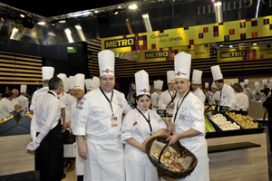 Ruisaard 'tevreden' over prestaties Bocuse d'Or