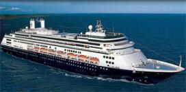 Librije opent pop-up restaurant op cruiseschip MS Rotterdam