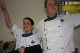 Winnaars Junior Slow Food Chef Zeeland naar Cyprus