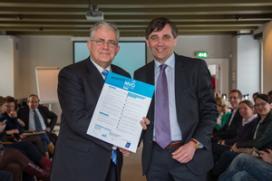 KHN en MVO Nederland ondertekenen partnerschap