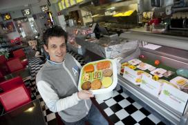 Den Haag krijgt volledig vegetarische snackbar