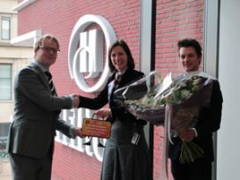 HotelSpecials.nl: Hilton The Hague beste van Nederland
